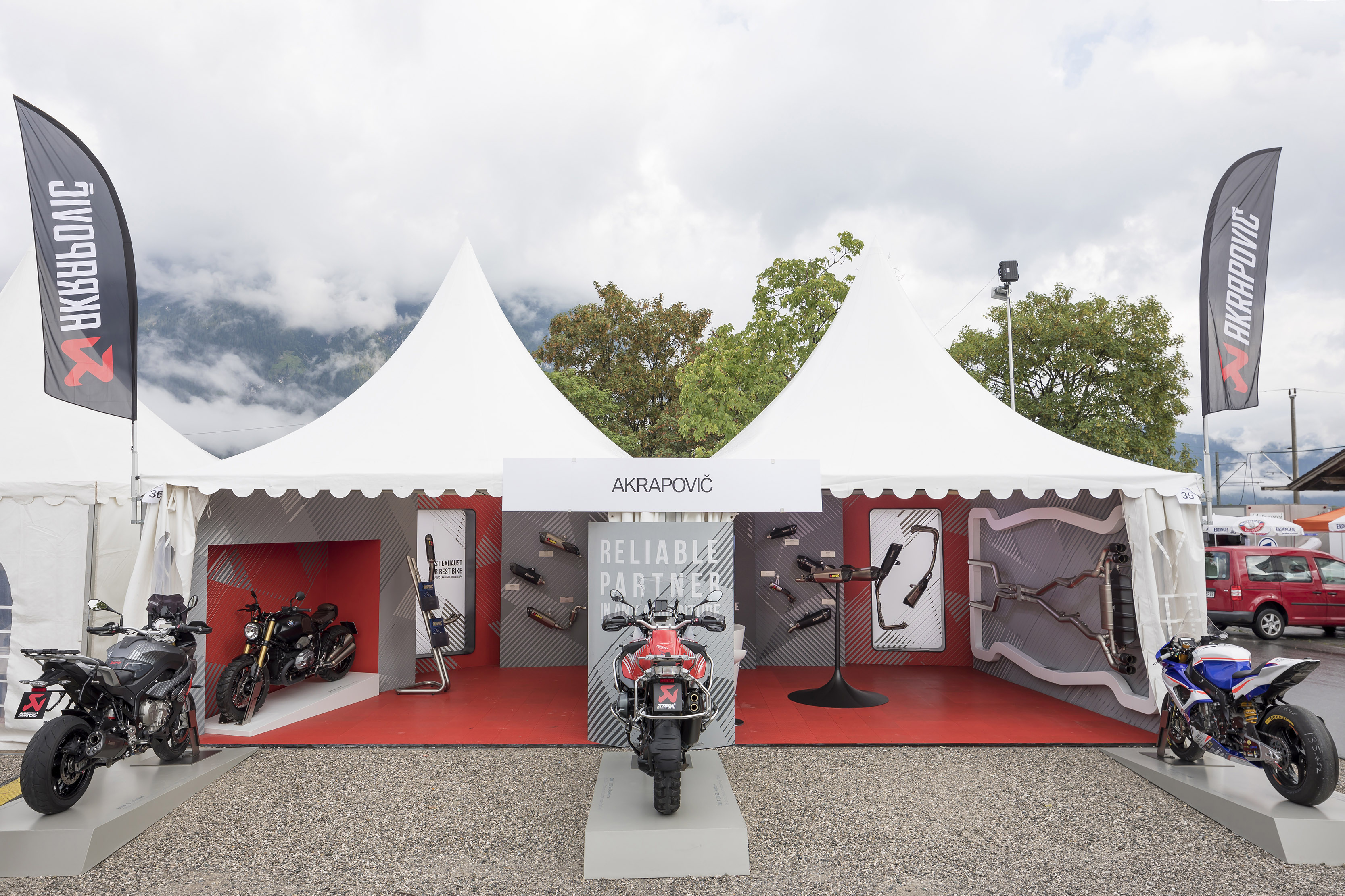 Akrapovic At Bmw Motorrad Days For Twelfth Year In A Row Akrapovic